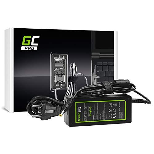 GC PRO Netzteil für HP Compaq Presario V5300 V5305 V5306 V5307 V5308 V6000 Laptop Ladegerät inkl. Stromkabel (18.5V 3.5A 65W) - Compaq Presario V6000 Notebook-pc