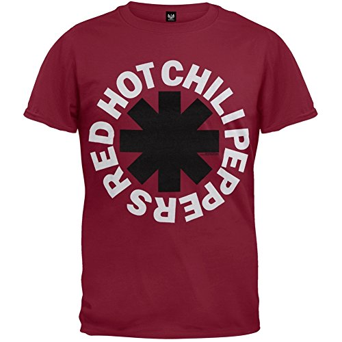 Red Hot Chili Peppers - Camiseta - Hombre - Red Hot Chili Peppers - Asterisk (Camiseta)