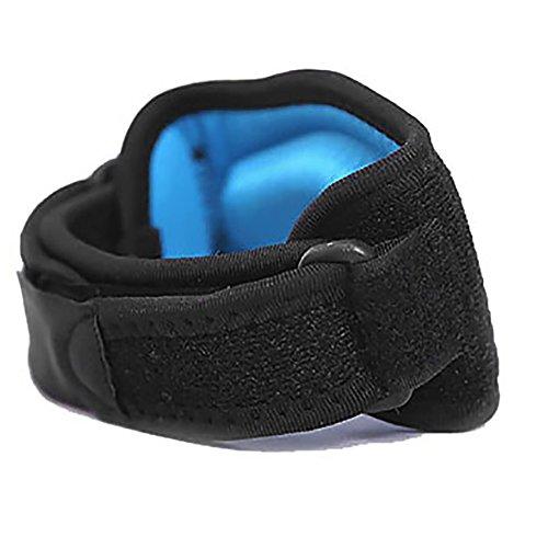 Pingenaneer Ellenbogenbandagen Tennisarm Golferarm Ellenbogenschoner mit Kompressionspad Atmungsaktive Ellbogenschützer mit Verstellbare Klettverschluss für Unterstützung und Schmerzlinderung (Arbeit Klammer)