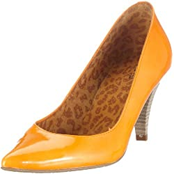xyxyx Pumps XY0338, Damen, Pumps, Orange (Viana), EU 40