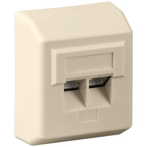 goobay-cat5e-dap-sure-face-enchufe-para-2-x-rj-45-apantallado-beige