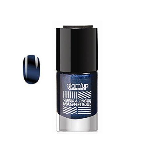 GLAM UP - Vernis à Ongles Magnétique - Bleu Nuit