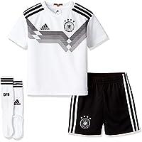 adidas Kinder DFB Heim Minikit Wm 2018 Trikot & Shorts
