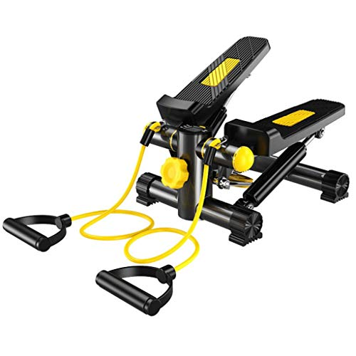 YFFSS Sunny Health und Fitness verstellbare Mini-Stepper-Übungsgeräte-Steppmaschine
