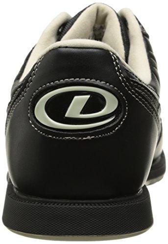 Dexter Turbo II - Scarpe da bowling da uomo Black/Khaki