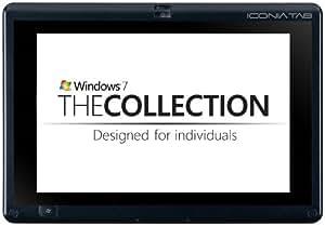 Acer Aspire ICONIA TAB W501 10.1 inch LED Tablet (AMD-C50 Dual Core, 2GB RAM, 32GB HDD, Wireless, Bluetooth, Win 7 Home Premium 32-bit, 3G) + Keyboard