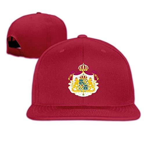 Unisex Fireman Red Line USA Flag Snapback Hats Holiday Adjustable Baseball Cap Hip Hop Dad 100% Cotton Flat Bill Ball Hat New -