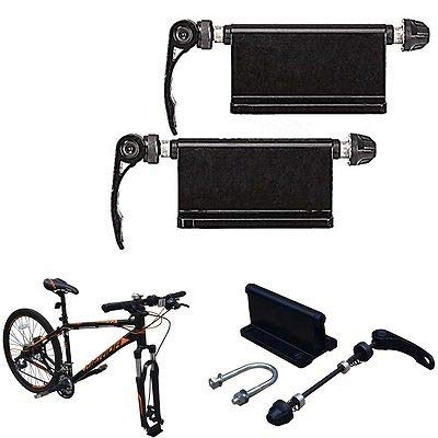 FidgetGear Fahrradträger für Gabel Legierung, leicht