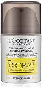 L'Occitane Cedrat Global Face Gel, 50ml
