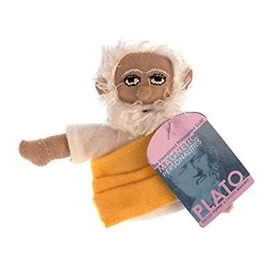 Plato Finger Puppet & Fridge Magnet