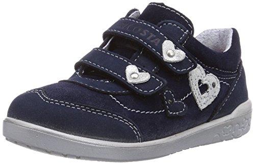 Ricosta Eylin Mädchen Sneakers Blau (nautic 160)