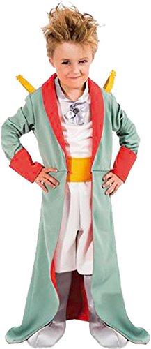 Kostüm Kleinen Prinz® Antoine de Saint-Exupéry für Kinder (Offizielle Lizenz) - Größe 140 cm (9/10 Jahre)