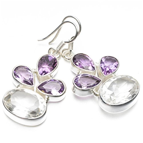 stargemstm-natural-white-topaz-and-amethyst-unique-punk-style-925-sterling-silver-earrings-1-3-4