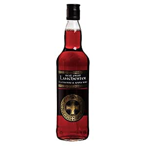 Lanchester Blackberry and Apple Fruit Wine, 70cl