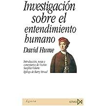 Investigaci?n sobre el entendimiento humano (Fundamentos)