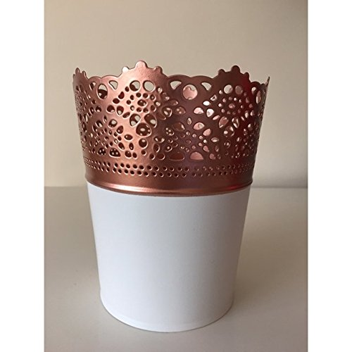 rose-gold-copper-white-lace-effect-storage-pot