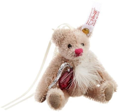 Limited edition teddy bear ornament bath Ray Ting 10cm 2013 (japan import)