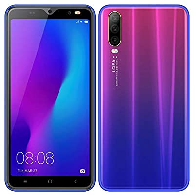 SIM-Free Mobile Phones, Unlocked Android GO 3G Beatiful Smartphone with 5.0 Inch HD IPS Display, 2200mAh battery,Dual SIM Dual Cameras Cellphone