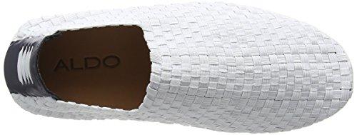 Aldo - Alaqua, Scarpe da ginnastica Uomo Bianco (White (White/70))