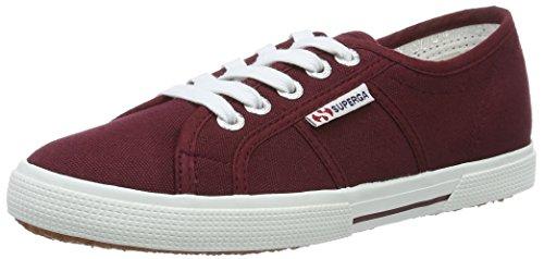 Superga 2950 Cotu - Sneakers unisex Rosso (Dk Bordeaux)