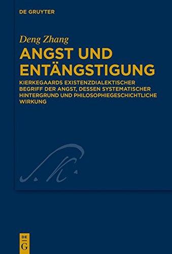 gung: Kierkegaards existenzdialektischer Begriff der Angst, dessen systematischer Hintergrund und philosophiegeschichtliche Wirkung (Kierkegaard Studies. Monograph Series, Band 37) (Original Sin Hardcover)