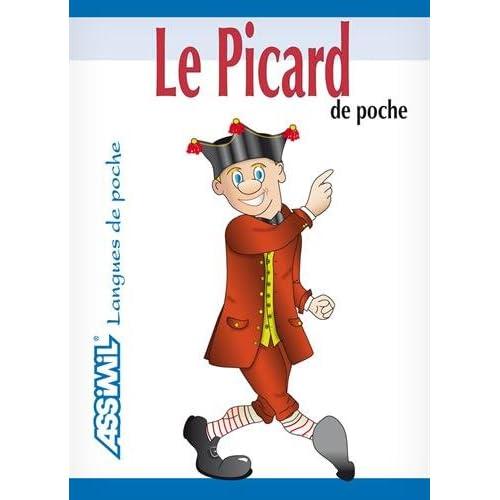 Le Picard de Poche ; Guide de conversation