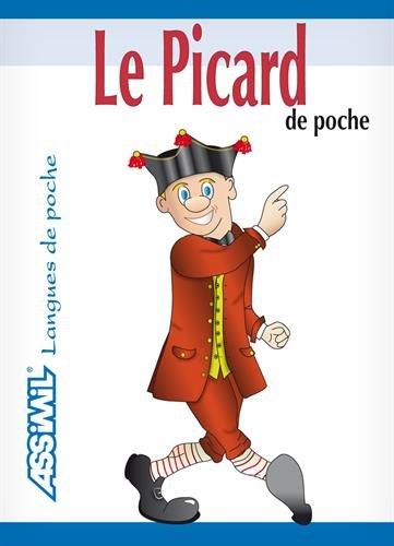 Le Picard de Poche ; Guide de conversation par Alain Dawson