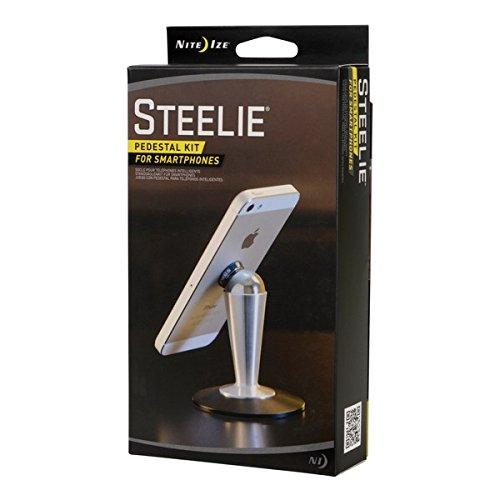Preisvergleich Produktbild Steelie Pedestal Kit für Smartphone - Smartphone-Ständer