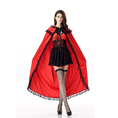 LVLUOYE Rollenspiel, Halloween Cat Girl Temptation Game Uniform, Cos Sexy Lingerie, Playground Animal Play Suit,M