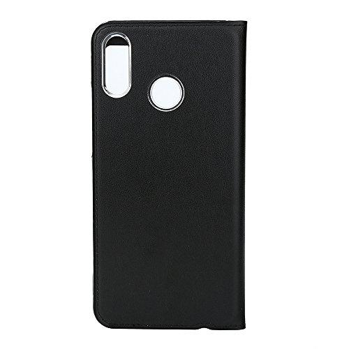 Momoxi Phone Accessory Huawei Handyhülle Handy-Zubehör Für Huawei P20Lite Smart Windows Phone Hülle PU + PC Texture Litchi Pattern lite hülle
