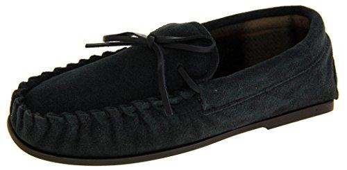 Footwear Studio , Chaussons pour homme Bleu - Bleu marine