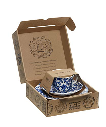 812040752 Blaue Teetasse Arden 3-teilig Geschenkset