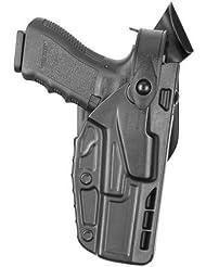 Safariland 73607ts als/SLS level-iii deber Glock 1923con Iti M3luz funda - 1173437, Negro (plain black)