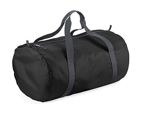 BagBase Reisetasche, wasserabweisend, 32 Liter One Size,Schwarz