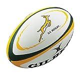 GILBERT SUDÁFRICA International Réplica Mini Balón de Rugby, Sudáfrica - Mini