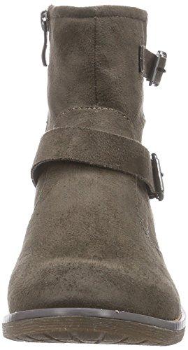Marco Tozzi 25077 Damen Kurzschaft Stiefel Braun (Pepper 324)