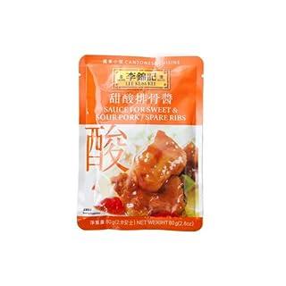 Lkk Sweet & Sour Sauce (for pork) - 80G