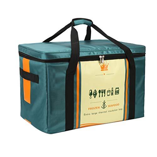 50l / 70l / 94l Grande Isolato/Cooler Bag Tote BagResistente allAcqua Portatile A Prova di Perdite Adatto per Viaggi di Picnic per Adulti per Viaggi