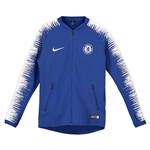 Nike 2018-2019 Chelsea Anthem Jacket (Blue) - Kids