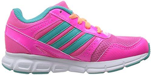 Mädchen B44125 Laufschuhe Adidas Hyperfast Blau xTf5E7w
