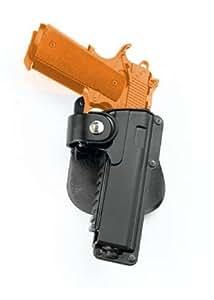 Fobus Right Hand Paddle Holster Model EMG 20//21 for Glock 20 Glock 21 Black New