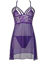 suchergebnis auf f r durchsichtige kleider violett bekleidung. Black Bedroom Furniture Sets. Home Design Ideas