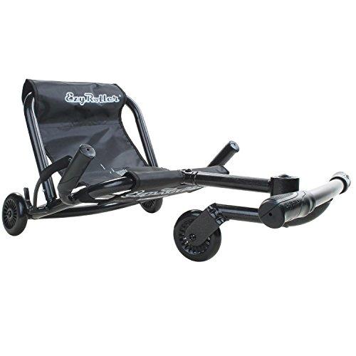 Ezyroller Classic Kinderfahrzeug Dreirad Sitz Spielzeug, Farbe:Schwarz