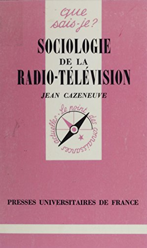 Sociologie de la radio-télévision