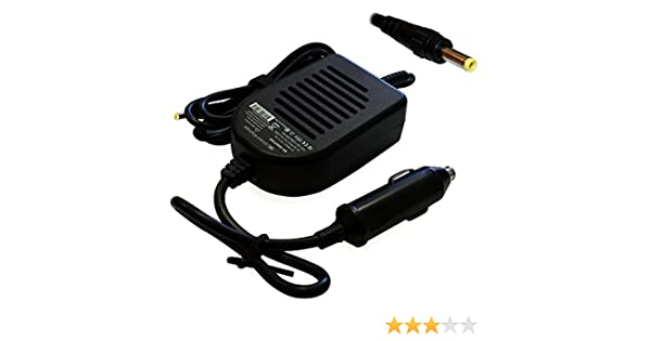 Power4Laptops DC Adapter Laptop Car Charger For Lenovo IdeaPad Miix  520-12IKB