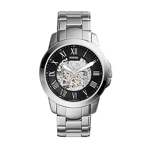 Fossil Herren-Uhren ME3103 (Herren Fossil Skelett)