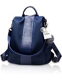 Yoome Oxford mochila resistente al agua mochila antirrobo casual bolso de hombro bolso mochila
