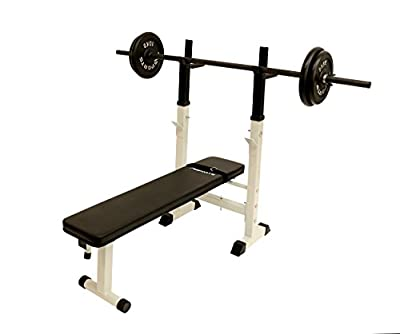 Professional Multi Function Folding Weight Bench For Use With All 2Olympic Weight Up To 200kg Weight Training from Milteck