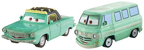 Disney / Pixar Cars Rust-Eze Racing Rusty Rust-Eze & amp; Dusty Rust-Eze Mattel Disney / Pixar