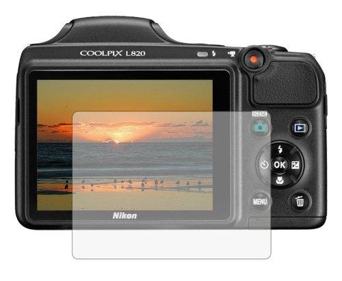 6-x-membrane-films-de-protection-decran-nikon-coolpix-l820-ultra-clair-emballage-et-accessoires